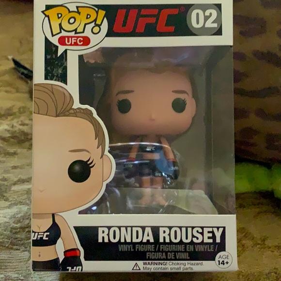 UFC Pop Ronda Rousey #02